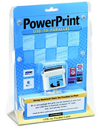 Powerprint USB-Parallel