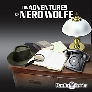 Case of the Phantom Fingers | [Adventures of Nero Wolfe]