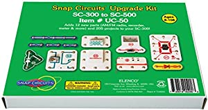 Snap Circuits UC-50 Upgrade Kit SC-300 to SC-500