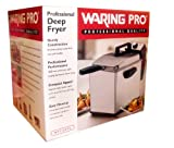 Waring Pro Professional Quality Pro Deep Fryer