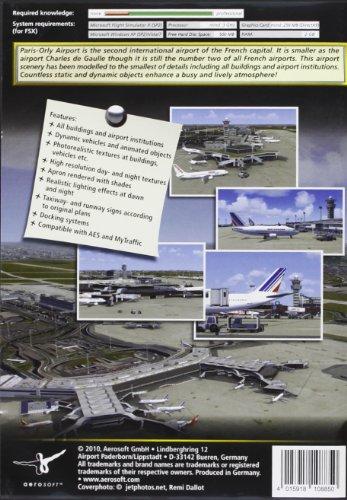 Mega Airport Paris-Orly - dodatek za FS 2004/FSX galerija