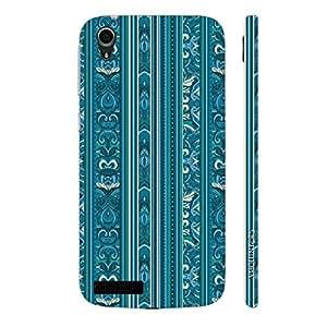 Enthopia Designer Hardshell Case India Blues Back Cover for Lenovo A3900