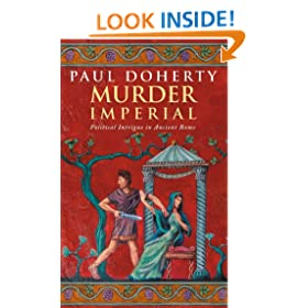 Murder Imperial (Ancient Roman Mysteries)