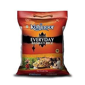 Kohinoor Everyday Basmati Rice, 5kg