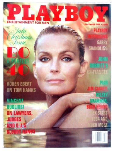 1994 December Playboy Magazine