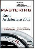 img - for Mastering Revit Architecture 2009 by Tatjana Dzambazova (2008-09-09) book / textbook / text book