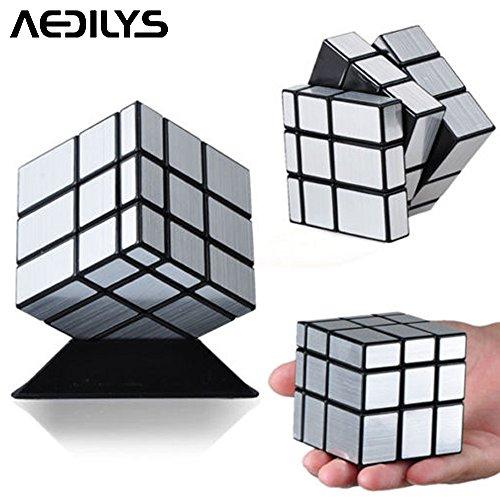 12colori strato Megaminx Velocità Cubo Puzzle velocità cubo magico, Megaminx cervello Teaser Puzzle giocattolo Twisty silver