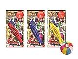 烈車戦隊トッキュウジャー パンチバルーン(12個)/ お楽しみグッズ(紙風船)付きセット [おもちゃ&ホビー]