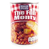 Crosse and Blackwell Hunger Breaks The Full Monty 410g