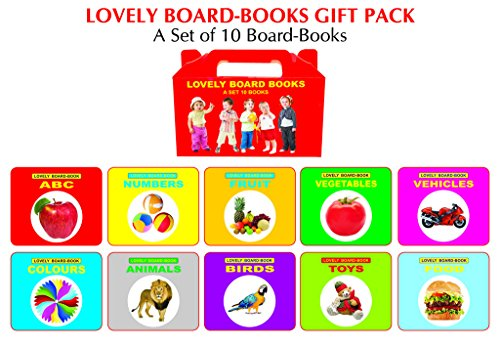 Lovely Board Books - Gift Pack (Set of 10 Books) Image