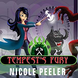 Tempest's Fury: Jane True, Book 5 | [Nicole Peeler]