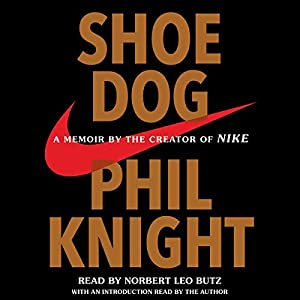 Shoe Dog Hörbuch