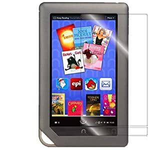 Barnes & Noble NOOK COLOR eBook Reader Tablet (WiFi Only) w/ High Quality Screen Protector ($19.95 Value)