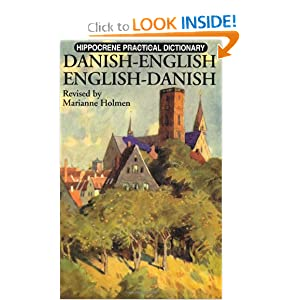 Danish-English/English-Danish Dictionary