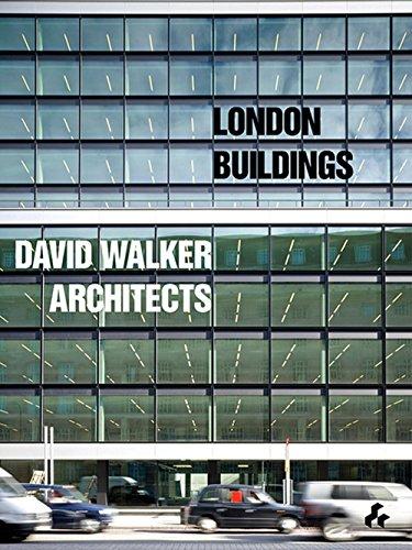London Buildings: David Walker Architects (London Buildings compare prices)