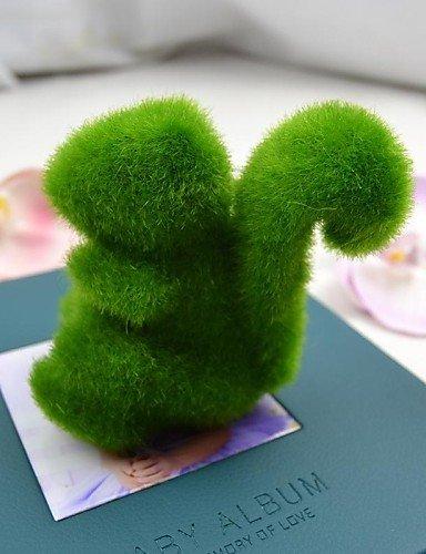 kiuytghnb-cute-verde-cesped-artificial-ardilla-para-coche-y-hogar-decoracion-quilt