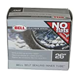 Bell Self Sealing Inner Tube, Black, 26-Inch
