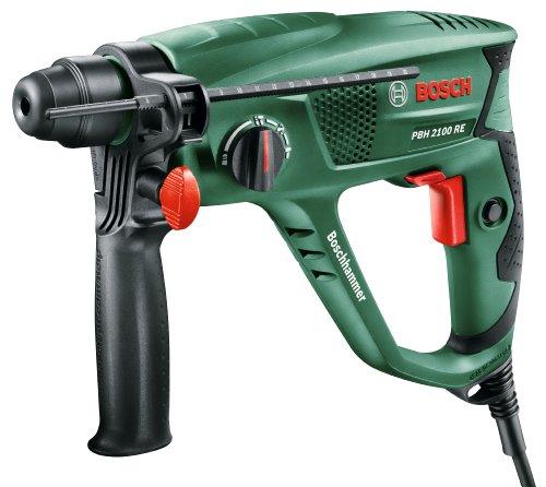 Bosch PBH 2100 RE SDS 1.7J 550 Watt Pneumatic Rotary Hammer Drill