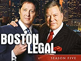 Boston Legal - Staffel 5