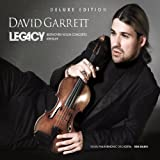 Legacy -CD+DVD/Deluxe- David Garrett