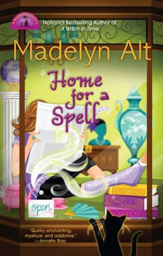 Home for a Spell (A Bewitching Mystery, #7)