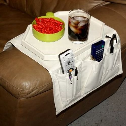 Couch Tray Table and Organizer by Lori Greiner