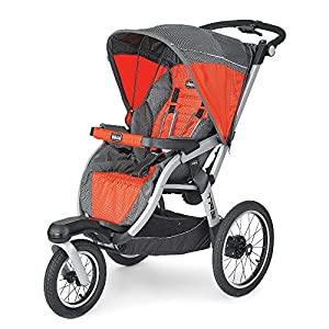 Chicco TRE Performance Jogging Stroller, Radius