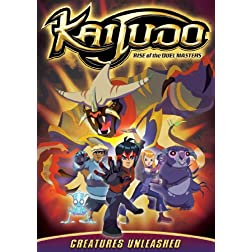 Kaijudo: Rise Of The Duel Masters: Creatures Unleashed