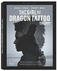 The Girl with the Dragon Tattoo / Millénium : Les Hommes qui n'aimaient pas les femmés (Bilingual) [Blu-ray] (Sous-titres français)