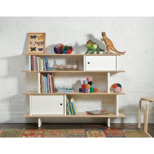 Oeuf Mini Library - Birch (2 Of 2)
