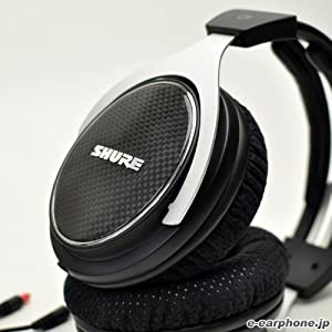 SHURE ヘッドフォン ダイナミック 密閉型 SRH1540