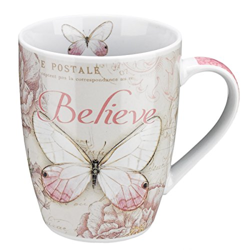Botanic Butterfly Blessings Pink