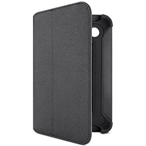 Belkin Bi-Fold Folio Case with Stand for 7 inch Samsung Galaxy Tab 2 - Black