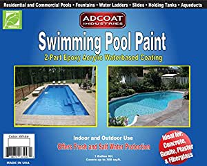Swimming pool paint 2 part epoxy acrylic - Swimming pool paint for concrete pools ...