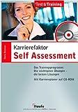 echange, troc Frank Brenner - Karrierefaktor Self Assessment. Mit CD-ROM für Windows 95/98/NT 4.0/2000/ME/XP.
