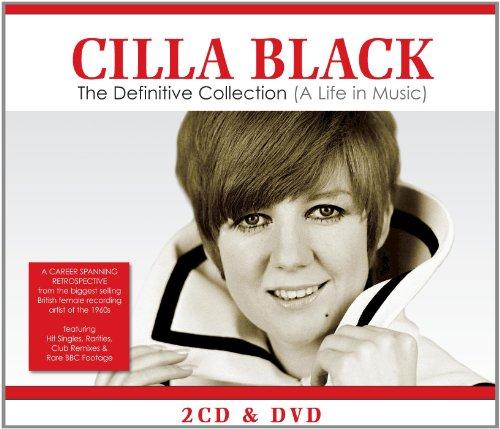 Cilla Black - Definitive Collection [2 CD + PAL/Region 0 DVD] - Zortam Music
