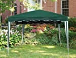 3M X 3M EASY POP UP GAZEBO. GARDEN PA...