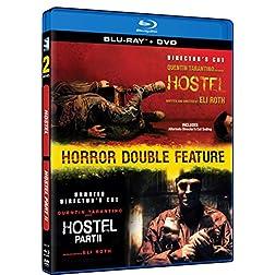 Hostel / Hostel 2 - BD + DVD Combo [Blu-ray]