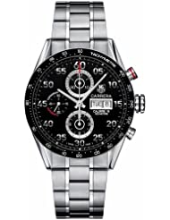 New Tag Heuer Carrera Day Date Mens Watch CV2A10.BA0796