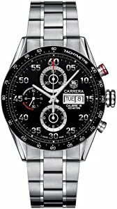 Tag Heuer Carrera Day Date Mens Watch CV2A10.BA0796