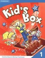 Kid's Box 1 Pupil's Book