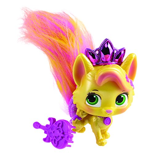 Disney Princess Palace Pets Furry Tail Friends Rapunzel's Kitty Summer Doll