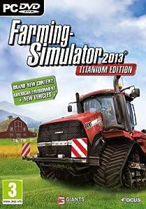 Farming Simulator 2013 Titanium (PC DVD)