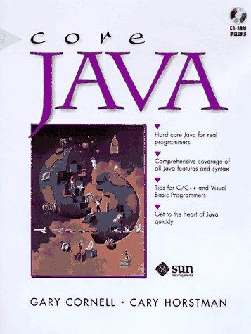 Core Java (Java Series (Mountain View, Calif.).)