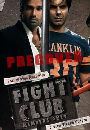 Zayed Khan In Fight Club Filme mit Sunil...
