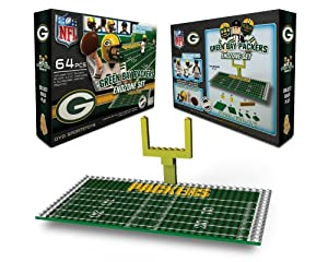 NFL Green Bay Packers Endzone Toy Set by OYO
