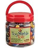 MegaFun USA Large Toy Marble Tote w/Mega Marbles