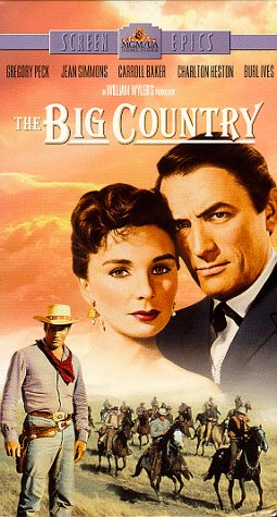 Big Country [VHS]