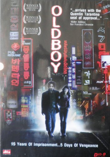 Oldboy (2003) Classic Korean Thriller (Eng Subs)