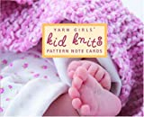 The Yarn Girls' Kid Knits Pattern Note Cards (Potter Style) (1400053978) by Carles, Julie